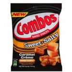 Combos Salted Caramel Filled Pretzel Pieces